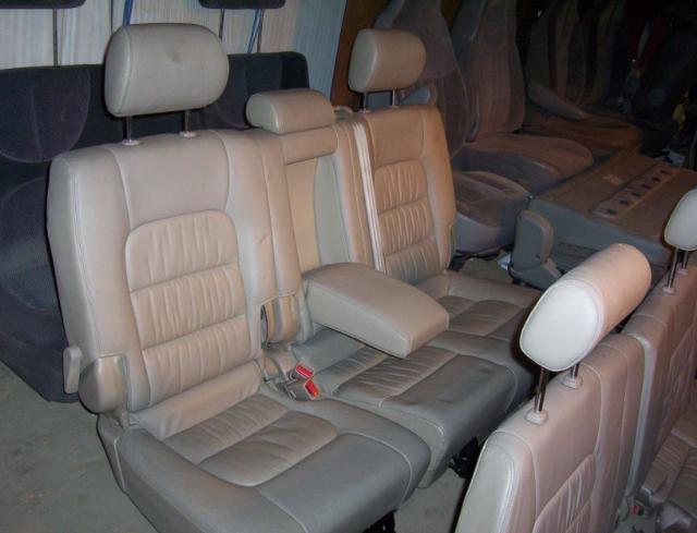 Toyota Land Cruiser UZJ100 and Lexus LX470 Parts For Sale