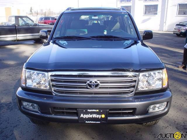 Toyota Land Cruiser Uzj100 And Lexus Lx470 Parts For Sale