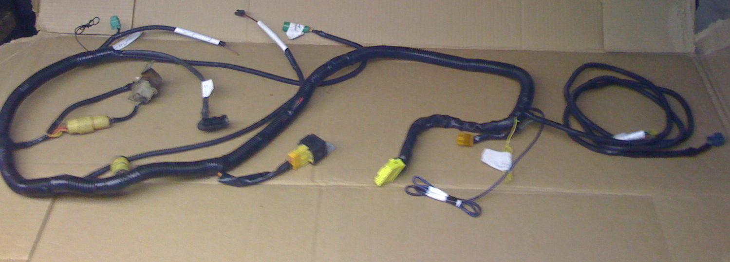 Aftermarket Wiring Harness Toyota Fj 40 Diagram Master Blogs Painless Fj40 1958 1987 Efi Landcruiser Conversion Kit Rh Cruiserparts Net Radio