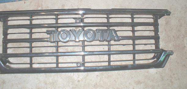 Toyota Land Cruiser FJ60 FJ62 Parts For Sale