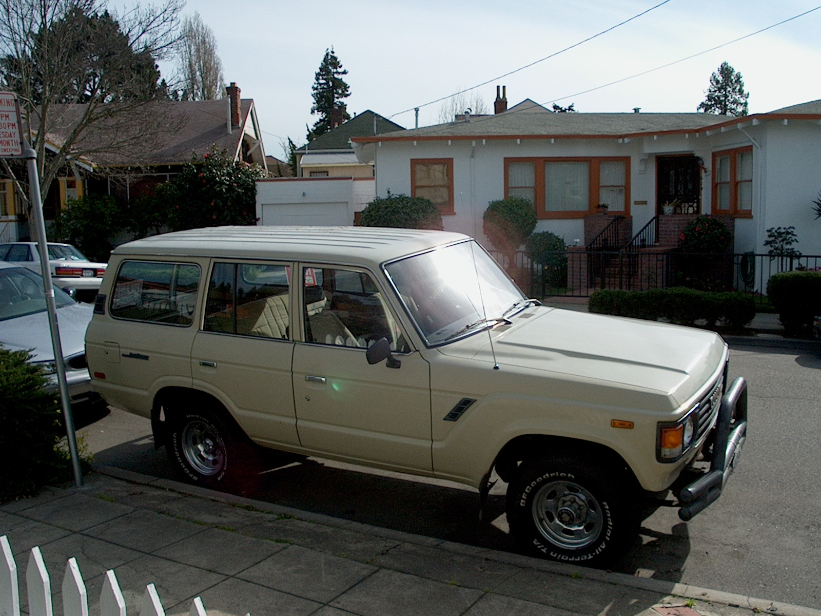 1982 Toyota Land Cruiser Fj60